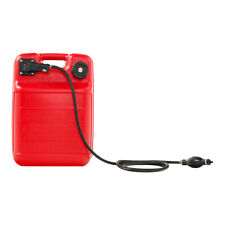 Portable 24L High Quality Gas Tank Gasoline Diesel Outboard Fuel Tanks For Boat