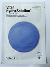 Dr.Jart Dermask Vital Hydra Solution Deep Hydration Mask Sheet Free Shipping