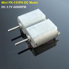 DC 3V 3.7V 42000RPM Micro Ultra High Speed FK-131PH RC Model HM Motor 130 Motor
