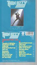 CD-- Thin Lizzy – Life - Live // FAT BOX