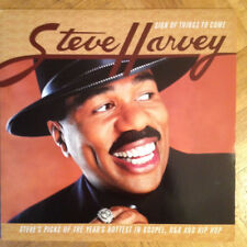 Steve Harvey - Sign Of Things To Come - New LP