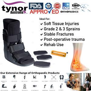 Tynor™ Ankle Walker Brace CAM Walker Moon Boot Walking Boot Cast Boot Fracture