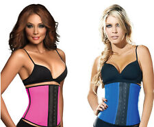 1fbb4dc0dc Ann Chery Waist Trainer Latex Workout Body Shaper Cincher Corset Columbian  Faja
