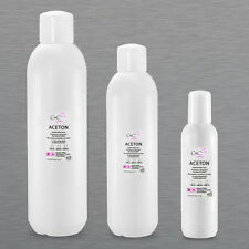 Aceton Reiniger Entfetter Verdünner Lösungsmittel 100 500 1000 uv gel Entferner