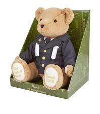 2016 Harrods BOXED TAILOR BEAR Annual Edition Collectable Teddy Bear/Anniversary