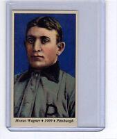 Honus Wagner - 1909 Pittsburgh Pirates Tobacco Road series #1