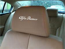 ALFA ROMEO CAR SEAT Vinyl Stickers - Graphics X5