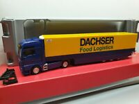 MAN TGX XXL    DACHSER Food Logistics     Kühlkoffer =  FEHLDRUCK ! ! ! ! 301732
