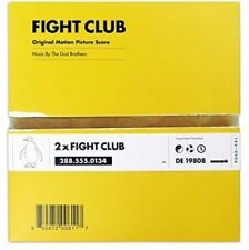 The Dust Brothers - Fight Club (Original Soundtrack) [New Vinyl LP] UK - Import