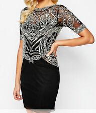 Polyester Short Sleeve Boat Neck Regular Dresses for Women