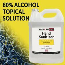 Liquid Hand Sanitizer -4 Oz, 32 Oz, 1 Gallon, 5 Gal & Auto Dispenser Option
