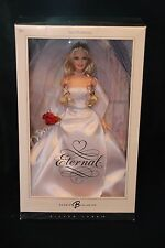 NEW IN BOX David's Bridal Eternal Barbie Collection Bride Silver Label