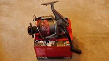 Hochsee Angelrolle DAM Quick BC 180 SAMMLER UNGEFISCHT Spinning reel vintage TOP