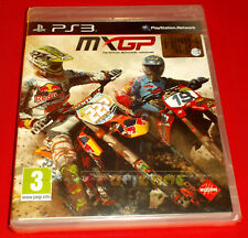 MXGP The Official Motocross Videogame Ps3 MX GP Versione Italiana 1ª Ed ○ NUOVO