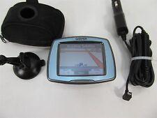 GARMIN STREET PILOT C530 GPS NAVIGATION SYSTEM W 12V ADAPTER AND MOUNT