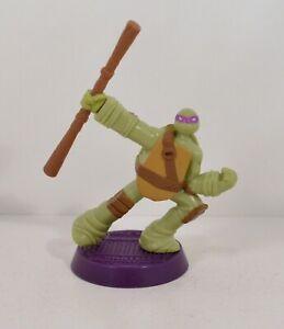 "2012 Donatello Donnie 3.25"" McDonald's Figure #1 Teenage Mutant Ninja Turtles"