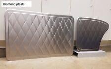 VW Beetle aluminum door & quarter panels cards, custom bead rolled PREMIUM desgn