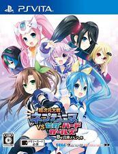 PS VITA NEPTUNE VS SEGA HARD GIRLS Japan ver. import from Japan NEW!!