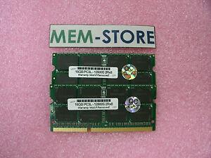 32GB SODIMM (2x16GB) 1.35V DDR3L 1600MHz for Lenovo ThinkPad E560 6TH GEN Intel