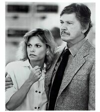"1988 Vintage Photo Charles Bronson Kay Lenz ""Death Wish 4: The Crackdown"" film"