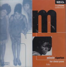 Her Chess Years by Minnie Riperton (CD Folio/Chess) Remastered/Rotary Connection