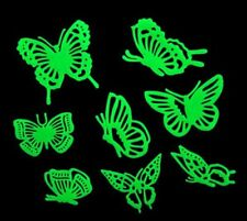 Glow In The Dark Wall Stickers Butterflies Butterfly