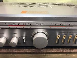 Sony TA-343 Vintage Amplifier