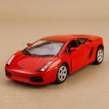 2005 Model Lamborghini Gallardo Red 1:32 12cm DieCast PullBack Doors Open Detail