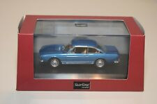 FF 1:43 STARLINE LANCIA 2000 HF COUPE 1971 METALLIC BLUE MINT BOXED