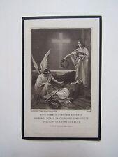 AVIS de DÉCÈS : Chevalier Marceau CHABUEL, Mort pour la France, 1918