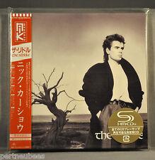 NIK KERSHAW The Riddle JAPAN '13 OBI Orig Ltd. 2 Mini LP SHM-CD's UICY-75760/1