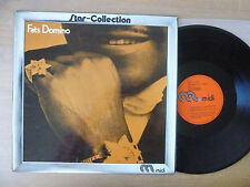 Fats Domino - Star Collection, Germany, LP, Vinyl: vg+