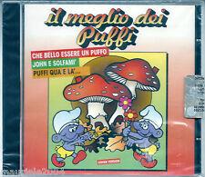 Il Meglio dei Puffi *4 (2001) CD NUOVO Puffi di qua Puffi di là. Puffi la la la