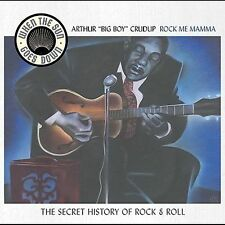 "When the Sun Goes Down, Vol. 7: Rock Me Mamma by Arthur ""Big Boy"" Crudup CD USED"