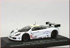 McLaren F1 GTR Franck Muller Watch BPR GT Series 1996 #9 Giroix Cottaz IXO 1:43