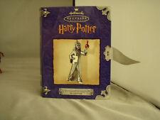 Hallmark Keepsake Hogwarts(TM) Ornaments Hermione Granger NIB/NRFB