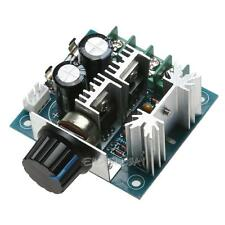 12V-40V DC Pulse Width Modulator PWM Motor Speed Governor Controller Switch 10A