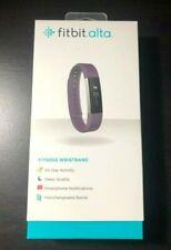 Fitbit FB406PMS Alta Fitness Tracker - Plum - Small (5.5 - 6.7 Inch)