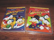 DuckTales Volume 1 & 2 (DVD, Televison, Disney, Animated,46 Episodes) NEW,Sealed