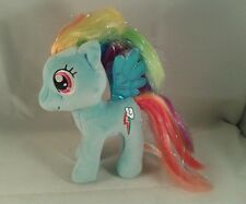TY BEANIE - RAINBOW DASH - MY LITTLE PONY SOFT PLUSH TOY - 7 inches