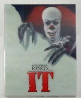 IT (1990) Blu-ray Steelbook CINEMUSEUM CMA #12 LENTiCULAR SLIP OOS/OOP
