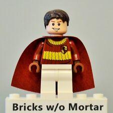 New Genuine LEGO Oliver Wood Quidditch Harry Potter 4737
