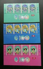 Malaysia 100 Years Girl Guides Association 2016 Scout Uniform (stamp w title MNH