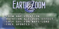 After Effects - Earth Zoom Plugin- Zoom to any Place in World! CS3-CC-Element 3D