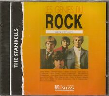 MUSIQUE CD LES GENIES DU ROCK EDITIONS ATLAS - THE STANDELLS GREATEST HITS N°51