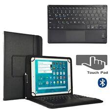 """Keyboard mit Touchpad für Samsung Galaxy Tab 2 P5110 Tastatur Hülle 10.1"""" TP"""