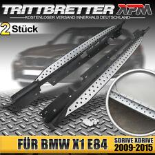 Auto Aluminium Trittbretter für BMW X1 E84 2009-2015 inkl. Anbaumaterial