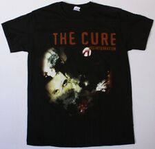 THE CURE DISINTEGRATION BLACK T SHIRT NEW WAVE DARKWAVE