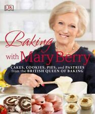 Baking with Mary Berry, Paperback by Berry, Mary, Brand New, Free shipping in...