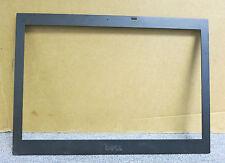 Genuine Dell 0G288T Latitude E6400 LCD Trim bezel Surround Plastic W/Mic No Cam